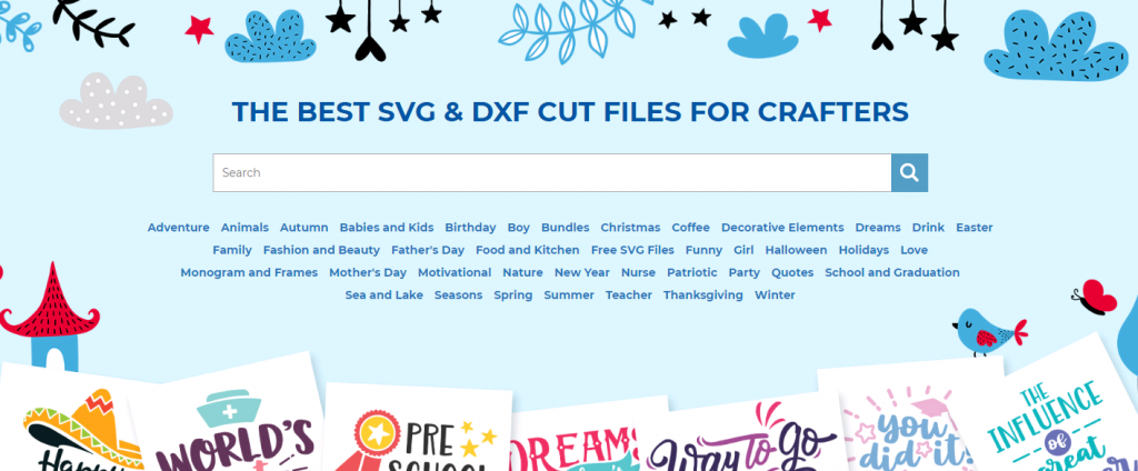 craft bundles free animal and pet DXF and SVG files
