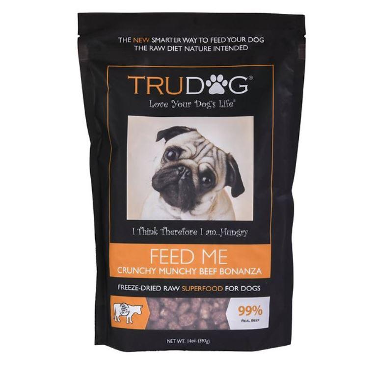 trudog raw natural pet food
