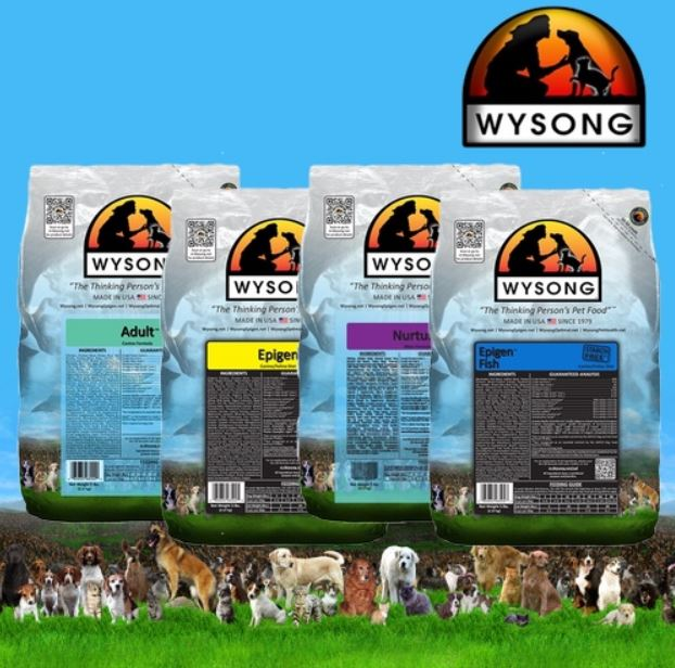 Wysong healthy pet food delivery