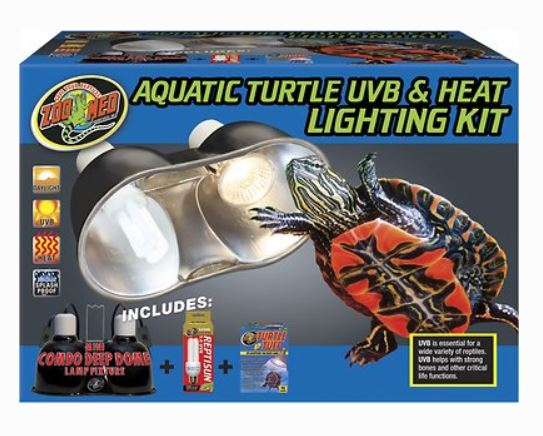 heating lamp for turtle