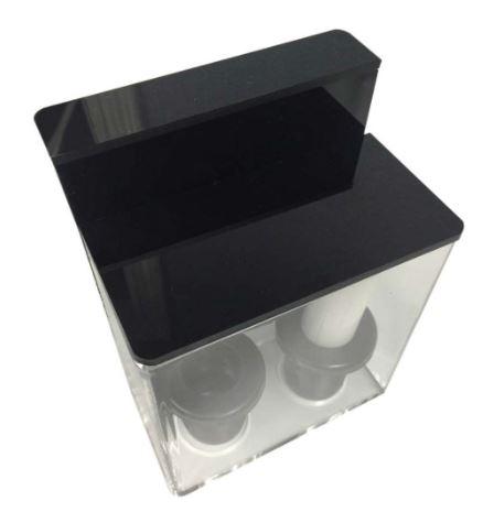 best external overflow box