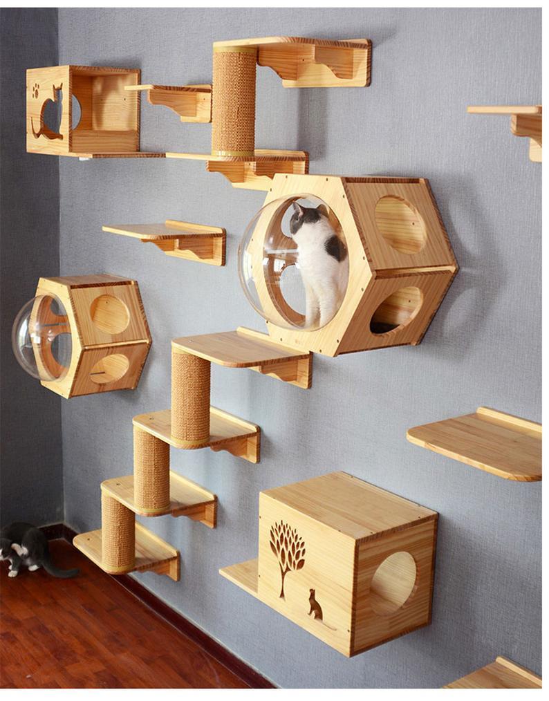 cat wall furniture