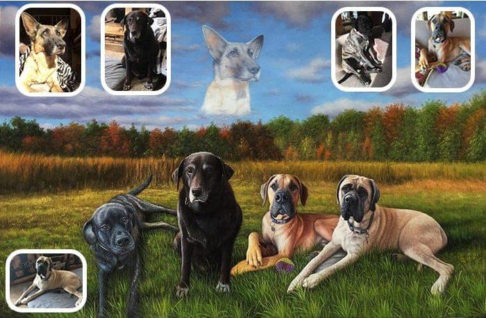 best dog death gift