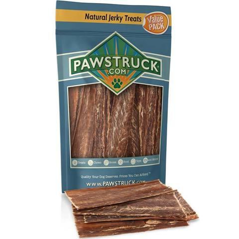 pawstruck jerky sticks